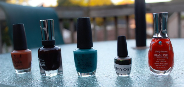 2014 nail polish picks for fall