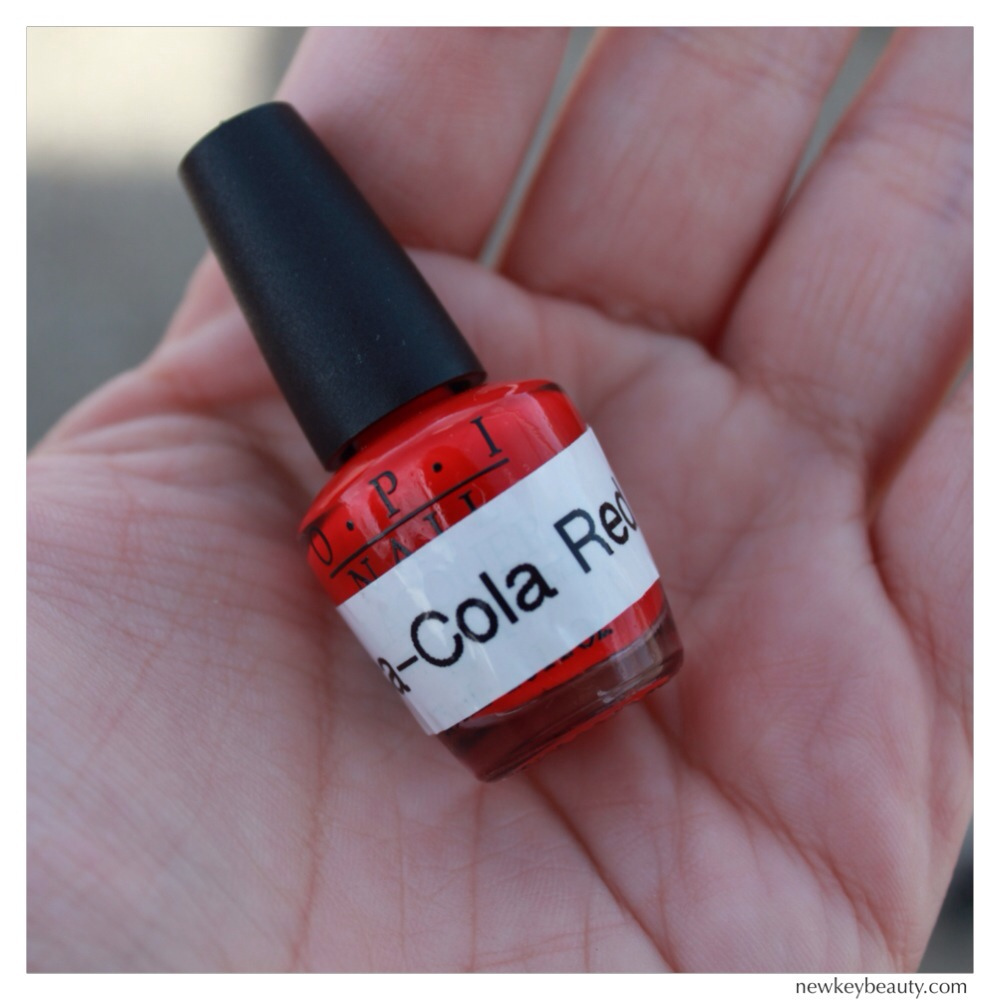 opi coca cola red