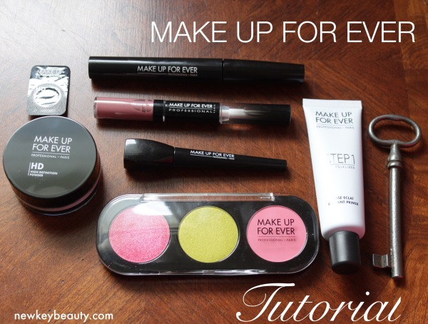 make up for ever make up