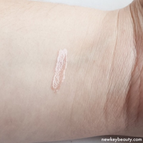 mufe lab shine d16 swatch