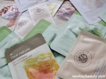 the face shop sheet masks header